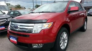 2010 Ford Edge SEL, LEATHER, ONE OWNER, ACCIDENT FREE