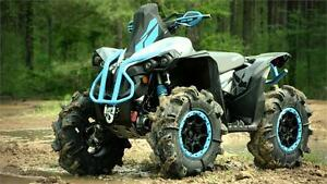 CAN-AM RENEGADES MANY TO CHOOSE FROM XMR 570,1000,XXC 850,1000