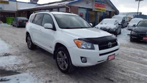 2011 Toyota RAV4 Sport/NO ACCIDENT/SUNROOF/AWD/IMMACULATE $12900