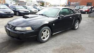 2004 Ford Mustang 40th EDITION