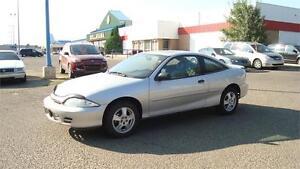 2002 Chevrolet Cavalier 2door