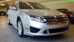 2010 Ford Fusion SPORT V6 AWD, CUIR * TOIT OUVRANT