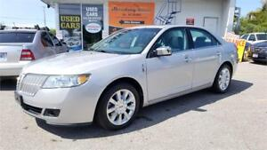 2010 Lincoln MKZ AWD - Leather, Heated &Cooling Seats, Certified