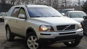 2007 Volvo XC90 With Safety
