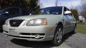2005 Hyundai Elantra GL