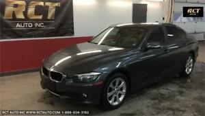 BMW 320I 2012 ,GRIS, 4 PORTE 116640KM , 2.0L 4 CYL, AUTOMATIQUE