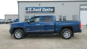 2015 GMC Sierra 1500 All Terrain Crew Console Screen 4x4