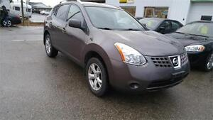 2009 Nissan Rogue SL AWD | Warranty |Heated Seats