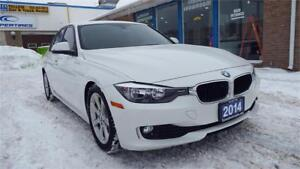 2014 BMW 3 Series 320i xDrive/NO ACCIDENT/NAVI/IMMACULATE$21900