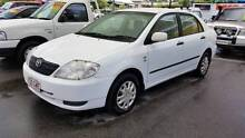 Automatic 2003 Toyota Corolla Sedan - Finance Today Westcourt Cairns City Preview