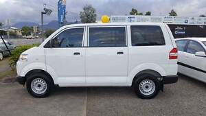 Owner Says Sell - 2015 Suzuki APV Van - Like New - Finance Avail* Westcourt Cairns City Preview