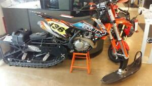 Used 2016 KTM 450 SX Timbersled