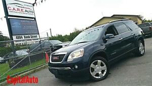 2008 GMC Acadia SLT 7pass SUV-Safetied!