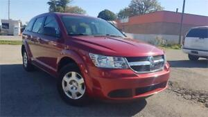 2010 Dodge Journey SE LOW KM ACCIDENT FREE!!!