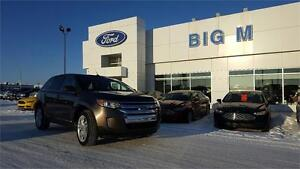 2011 Ford Edge LIMITED   - ADVANCE TRAC -  NAVIGATION - $168.04