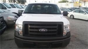 2011 Ford F-150 XL, 8 Foot Long Box, Tow Package, V6 3.7L! AC!