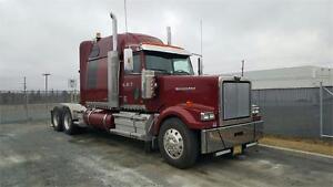 """2012 Western Star 4900EX 82"""" Bunk"""