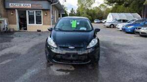 2013 Ford Fiesta SE warranty Financement