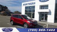 2017 Ford Escape Titanium AWD DEMO!  $1500 cash + $1000 Costco! Sudbury Ontario Preview
