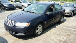Saturn Ion 2007 **AUTOMATIQUE / AIR CLIMATISÉ**