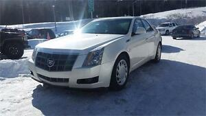 2008 CADILLAC CTS-4 , AWD , 3.6 LIT ,PANO, CUIR , FULL