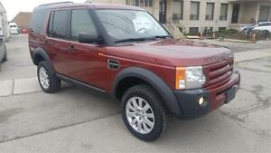 2005 Land Rover LR3 SE 7 Seater Loaded Certified