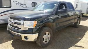 2014 Ford F-150 XLT SUPERCREW 4WD EXCELLENT CONDITION $171 b/w