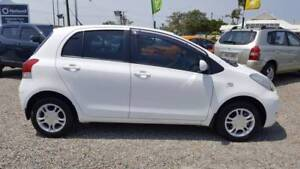 Looking for a Manual? Check out this 2010 Toyota Yaris Hatchback!