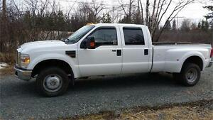 2010 FORD 4X4 F-350 DUALLY XLT 6.4 DIESEL, AUTO 160,701 kms