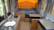 Camper Trailers for Hire -Jayco Flamingo OB & Jayco Swift Mount Evelyn Yarra Ranges Preview