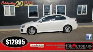 2016 MITSUBISHI LANCER ES - Cruise, Bluetooth, only 95000km