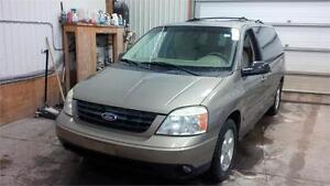 2005 Ford Freestar Sport