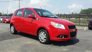 Chevrolet Aveo 5 2010 **MOTEUR DE 85 000KM**