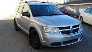 2010 Dodge Journey SE With Safety Certificate