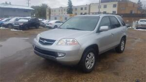 2003 Acura MDX-AWD-7 Passengers-DVD-Fully Loaded-Free Warranty!
