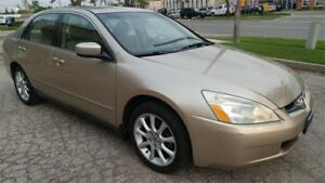 2004 Honda Accord Sdn LX ACCIDENT FREE NO RUST GOOD ON GAS
