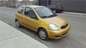 2005 TOYOTA ECHO- automatic- 1,5LITRES- ECONOMIC** 2600$