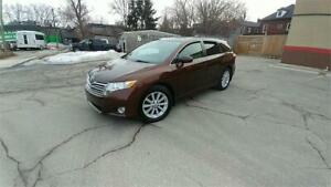 2010 Toyota Venza AWD 86 km ONLY
