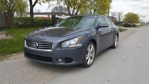 2012 Nissan Maxima 3.5 SV | ACCIDENT FREE | ONE-OWNER