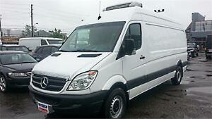 "2008 Dodge Sprinter 2500 [REEFER!!!] HIGHROOF, 170""WB, INSULATED"