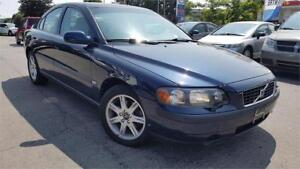 2002 Volvo S60 w/Sunroof ** ACCIDENT FREE** - HAMILTON