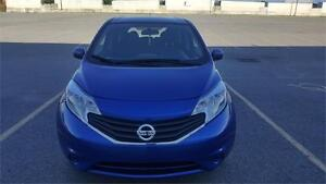 2014 Nissan Versa Note Excellent Condition with extended warrant