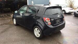 2012 Chevrolet Sonic LS FINANCEMENT AUCUN CAS REFUSÉ!!