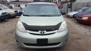 2006 TOYOTA SIENNA AUTOMATIC GREAT CONDITION SAFETY, WARRANTY