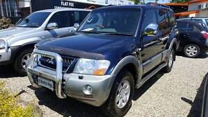 Affordable 4x4... 2003 Mitsubishi Pajero Wagon - Finance Avail* Westcourt Cairns City Preview