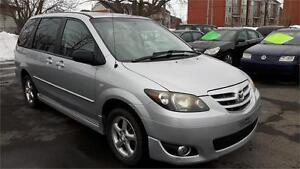 2005 Mazda MPV GS seulement 96000 km 1 seul proprio