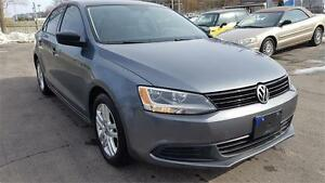 2012 Volkswagen Jetta 2.0 Manual