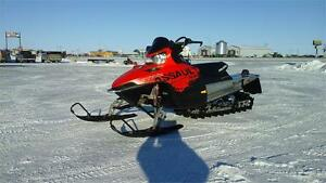 "2009 Polaris 800 Assault RMK 146""X2.2"" Bikeman Fix kit FINANCING"