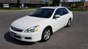 2007 Honda Accord  SE | Accident Free | Two Owners | Certified