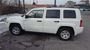 2009 Jeep Patriot Sport